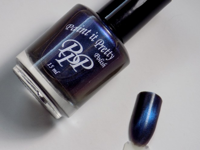 Paint It Pretty Polish - I Dont See The Attraction - Bottle Swatch