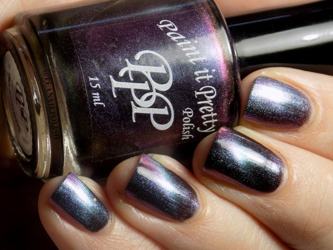 Paint it Pretty Chick Magnet Swatch and Review