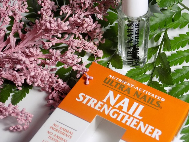 Stronger Nails with iHerb Canada - Ultra Nails Strengthener