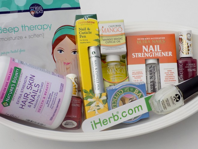 Stronger Nails with iHerb Canada review