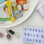 Stronger Nails with iHerb Canada