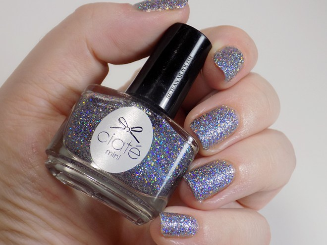 Ciate Star Struck Nail Polish Swatches and Review