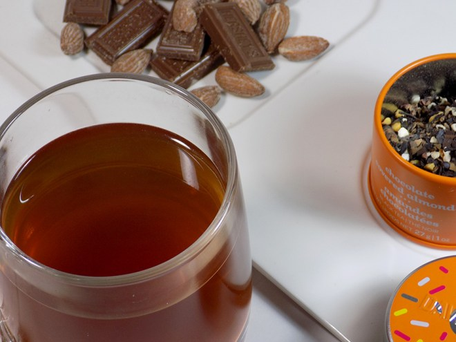 DAVIDsTEA Chocolate Covered Almond Tea Reviews