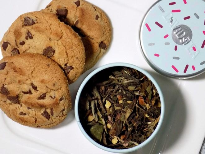 DAVIDsTEA Cookie Dough Tea Review