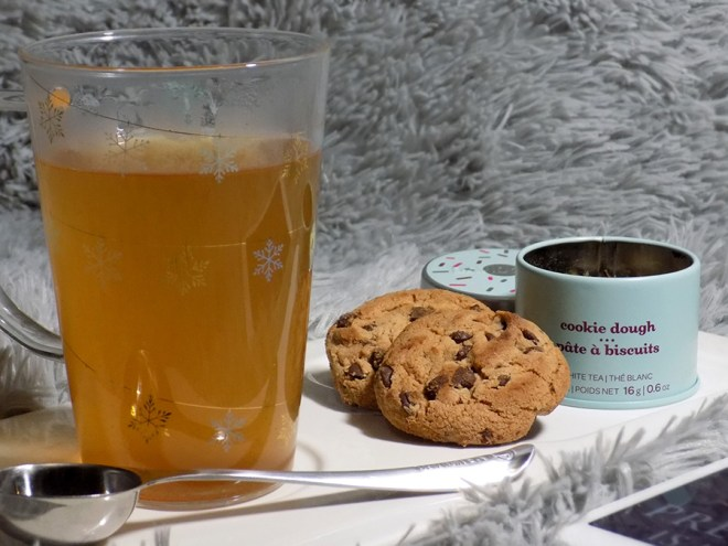 DAVIDsTEA Cookie Dough Tea Reviews