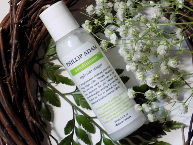 Phillip Adam Apple Cider Vinegar Conditioner Review