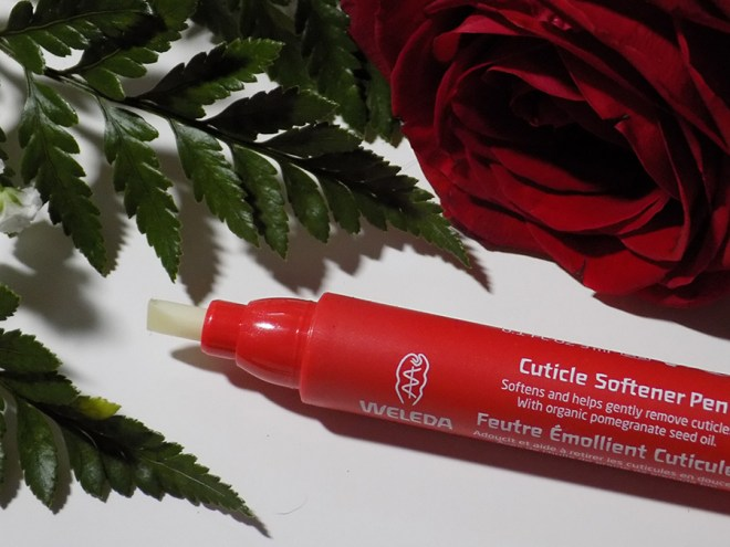 Weleda Cuticle Softener Review