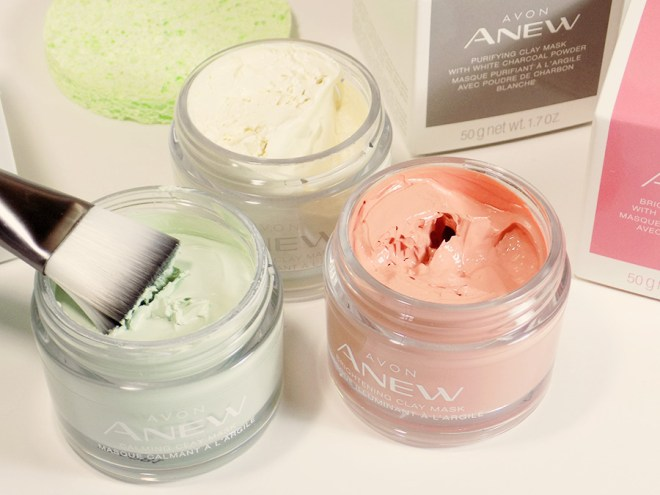 Avon ANEW Clay Mask Reviews