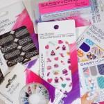 Sassy+Chic Nail Art at Dollar Tree Reviews