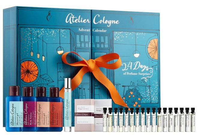 Atelier Cologne Beauty Advent Calendar 2018 Canada