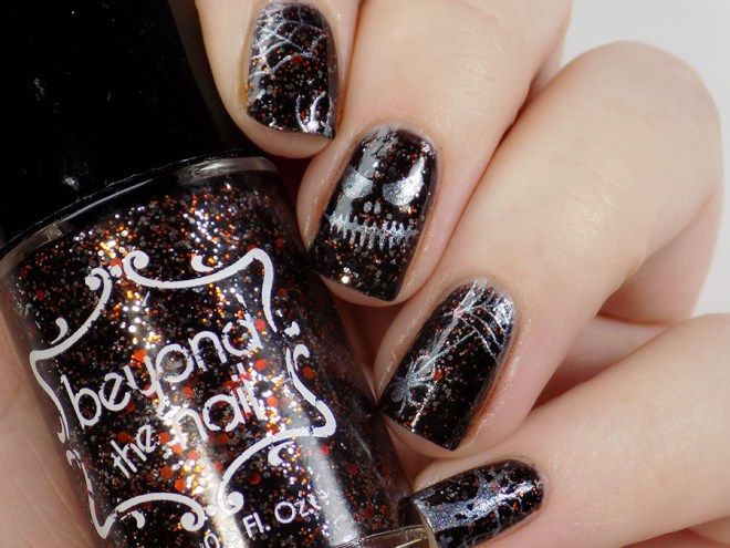 Beyond the Nail Hallo-Scream Halloween Nail Art Stamping