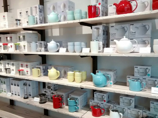 Citizen Tea Store - Teaware