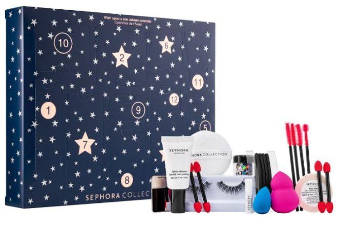 Sephora Collection Mini Beauty Advent Calendar 2018 Wish Upon A Star