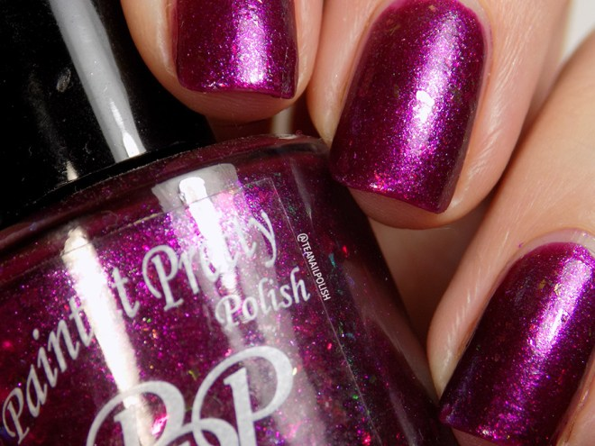 Paint it Pretty Polish Glamour and Glitz - December 2018 POTM - Swatches