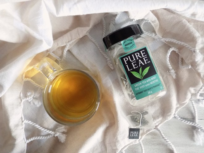 Pure Leaf Green Tea with Mint Review 3