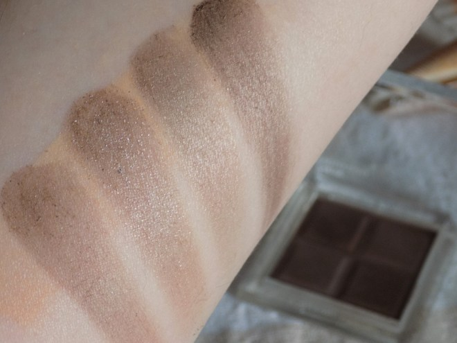 Almay Eyeshadow 110 Cause a Stir Swatches and Review