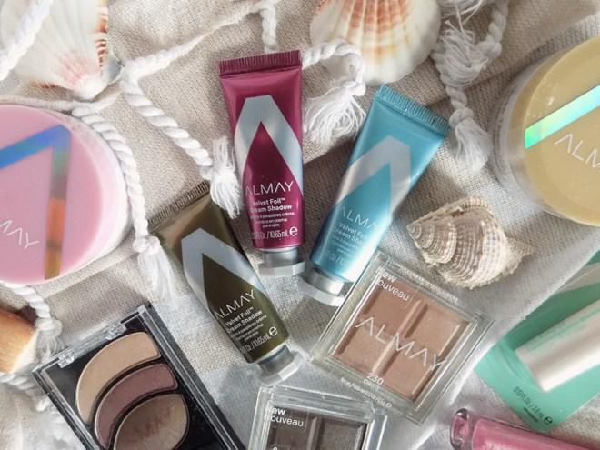 Almay Velvet Foil Eyeshadow Reviews