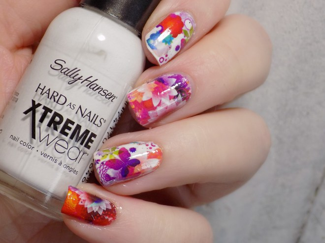 BZ016 Floral Nails CBBxManiMonday 3