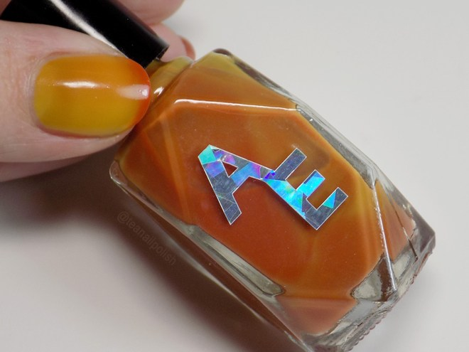 Alter Ego Magical Amber Polish Pickup September 2019 - Thermal Polish Bottle