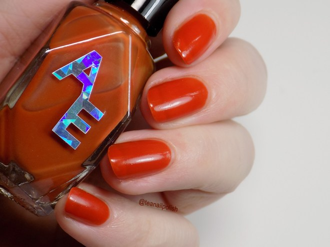 Alter Ego Magical Amber Polish Pickup September 2019 - Thermal Polish Cold Transition