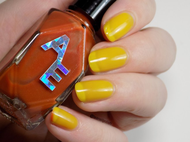 Alter Ego Magical Amber Polish Pickup September 2019 - Thermal Polish Warm Transition
