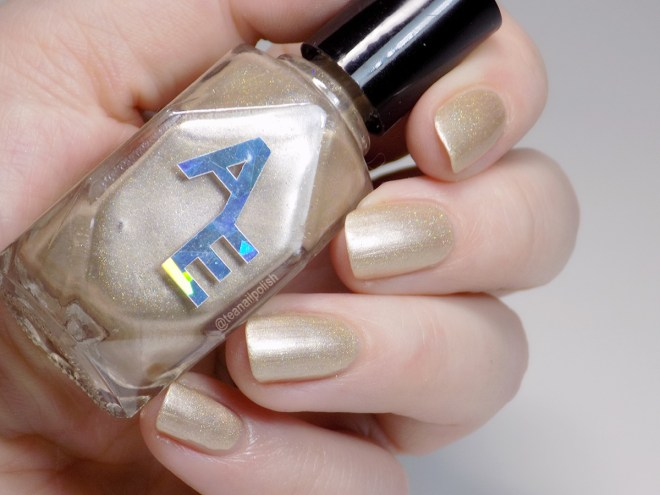 alter Ego IEC VIP - Golden Brilliance - Swatches