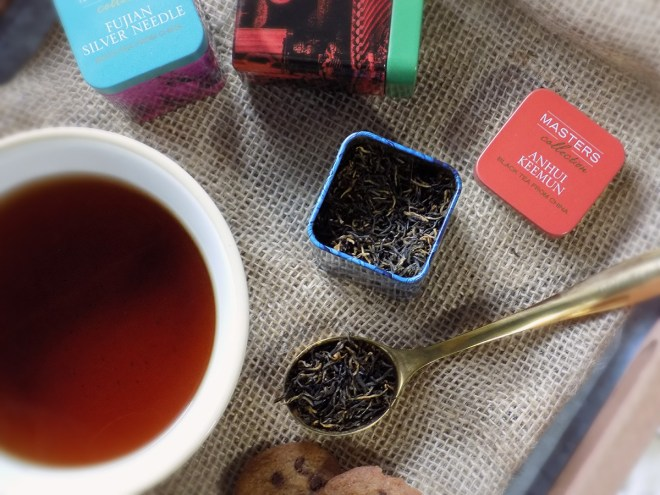 Adagio Masters Tea Review - Anhui Keemun Tea Reviews