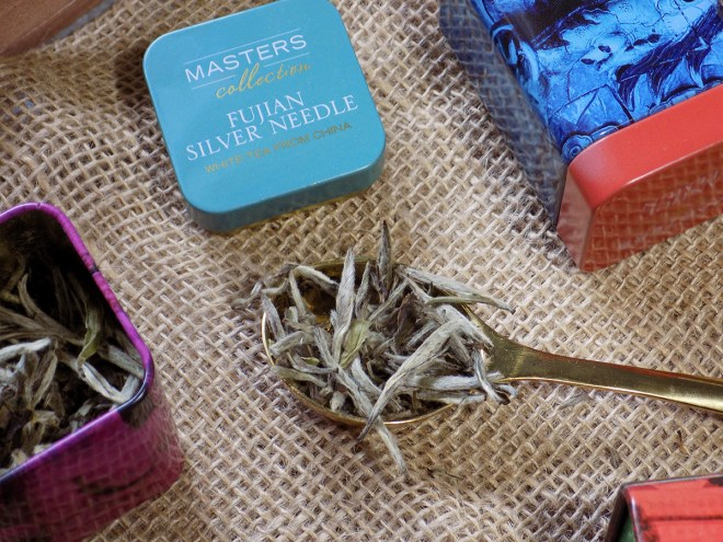 Adagio Masters Tea Review - Fujian Silver Needle Tea Review