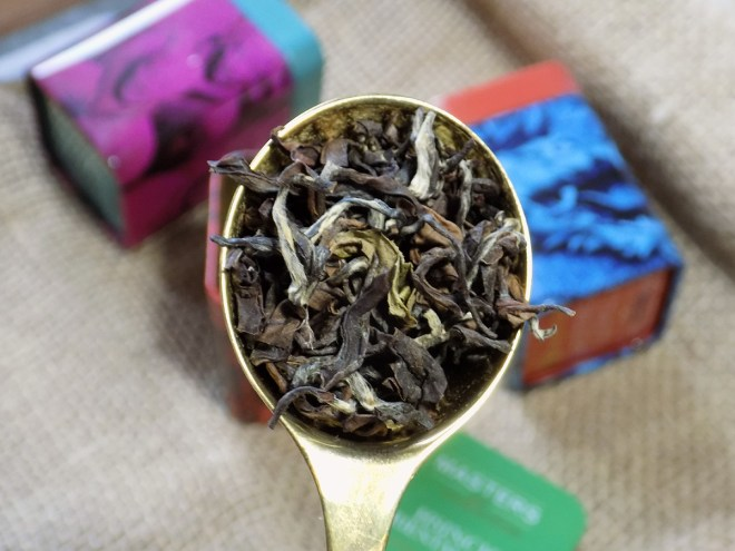 Adagio Masters Tea Review - Hsinchu Oriental Beauty Tea Review