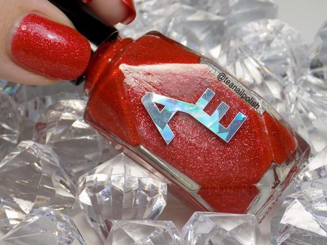 Alter Ego Worst Prom Ever - Carrie Inspited Makers Dozen Polish - Bottle2