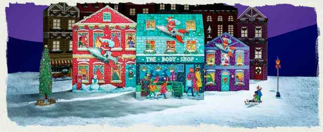 The Body Shop Advent Calendars 2019 Canada