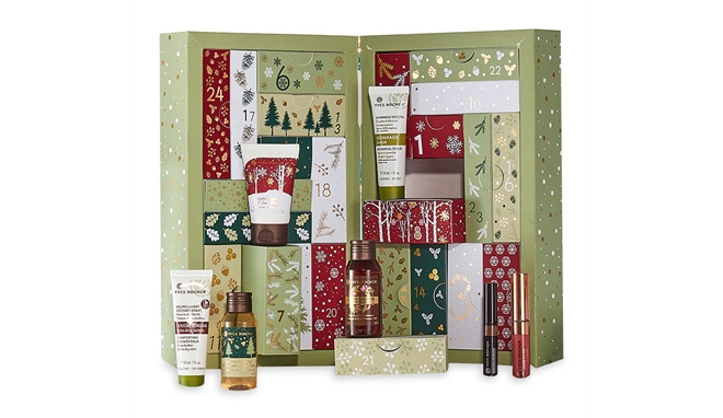 Yves Rocher Beauty Advent Calendar 2019 Canada