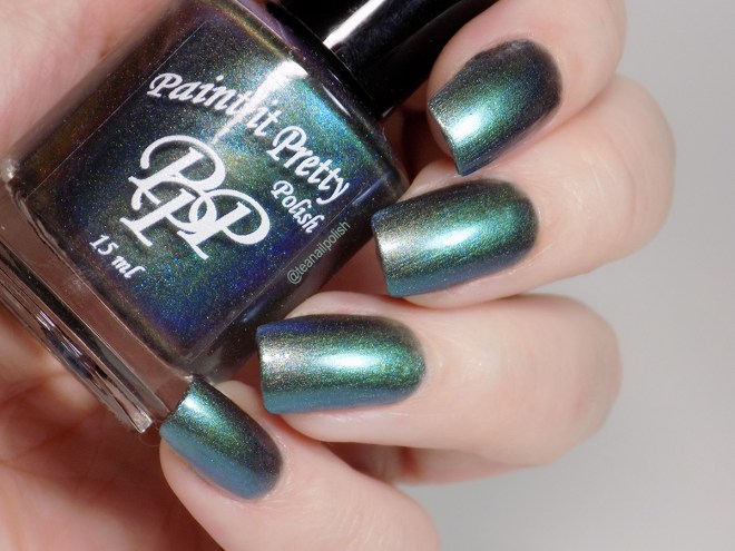 Paint it Pretty Polish I Believe Swatches 1