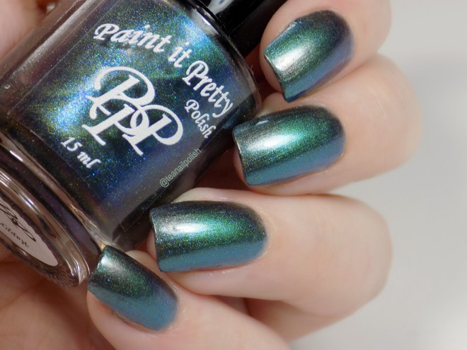 Paint it Pretty Polish I Believe Swatches 3