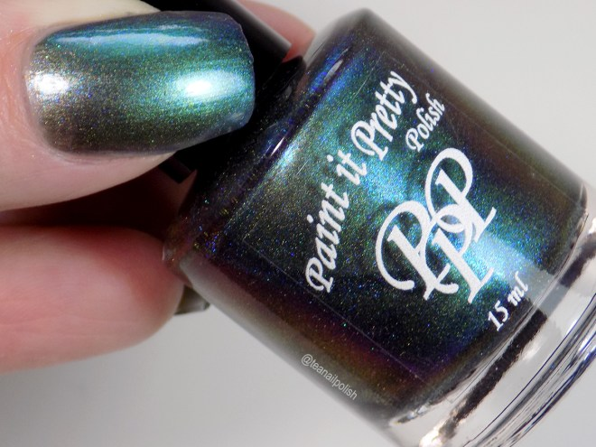 Paint it Pretty Polish I Believe Swatches 4
