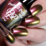 Paint it Pretty Polish Santa Stop Here Swatches 1