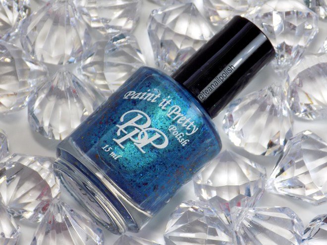 Paint it Pretty Repel Negativity Swatches - Dec 2019 Polish of the Month - 1