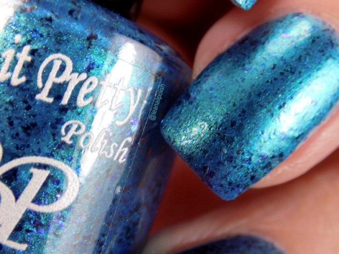 Paint it Pretty Repel Negativity Swatches - Dec 2019 Polish of the Month - 5