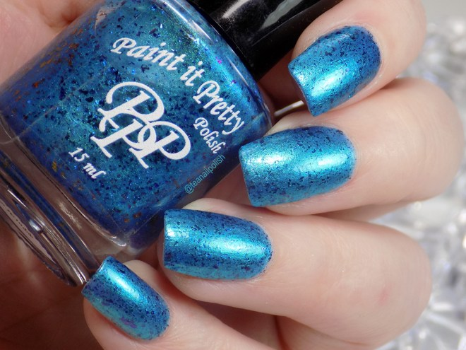 Paint it Pretty Repel Negativity Swatches - Dec 2019 Polish of the Month - 6