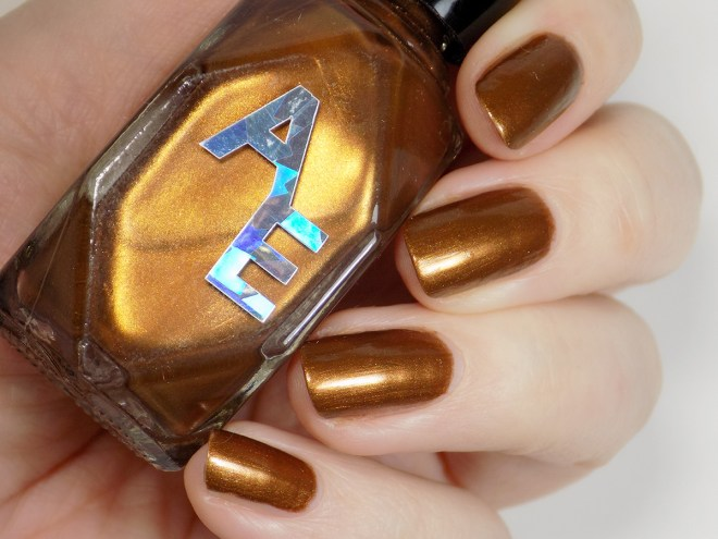Alter Ego Chocolatier Swatches and Review