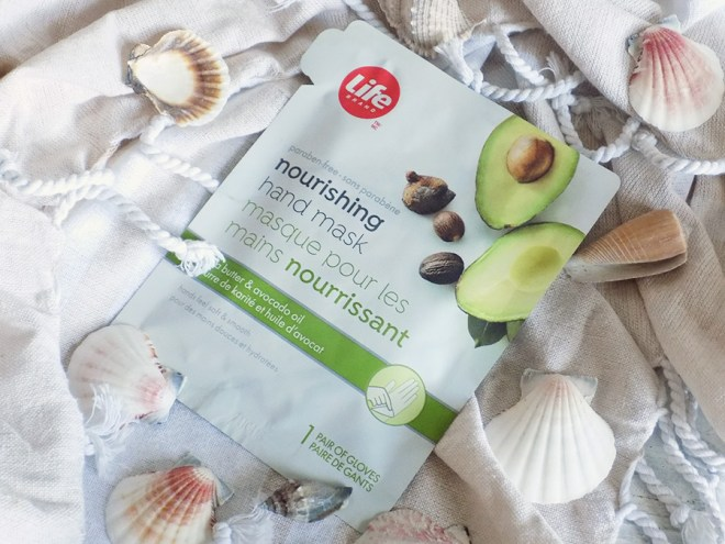 Life Brand Nourishing Hand Mask Review Canada 1 (2)