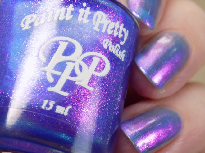 Paint it Pretty Forget Me Not Swatches 2 PPU Feb 2020