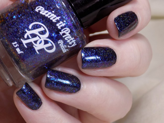 Paint it Pretty Polish - The Sunken Kingdom Topper Swatches 3