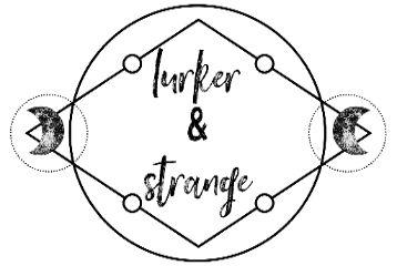 Canadian Indie Perfume Brands - Lurker and Strange Logo
