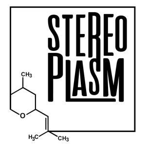 Canadian Indie Perfume Brands - Stereoplasm Logo