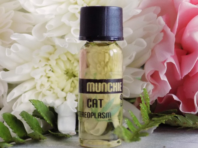 Stereoplasm Munchie Cat Indie Perfume Review