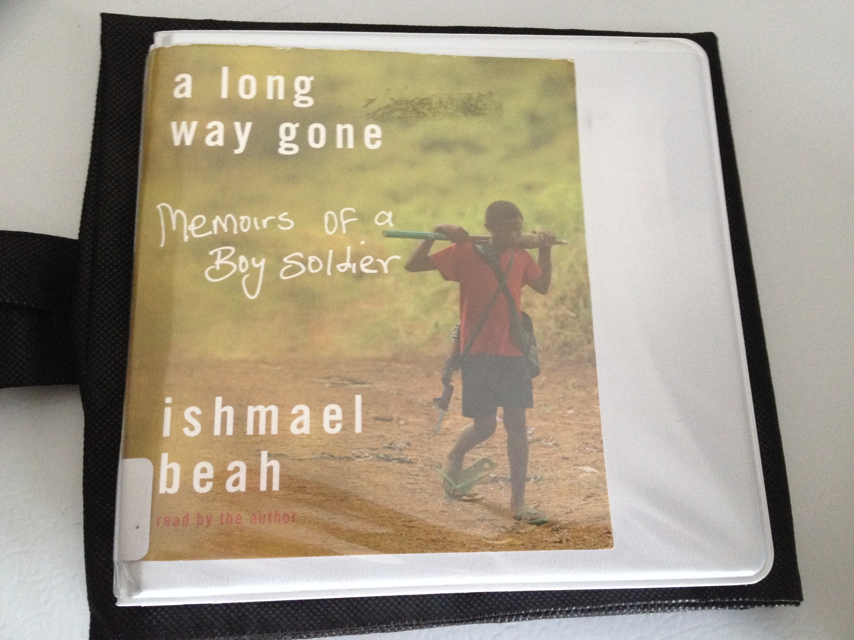 a long way gone book review This is a study guide for the book a long way gone written by ishmael beah a long way gone: memoirs of a boy soldier is a memoir written by ishmael beah published.