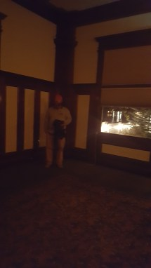 Stanley Hotel Ghost Tour