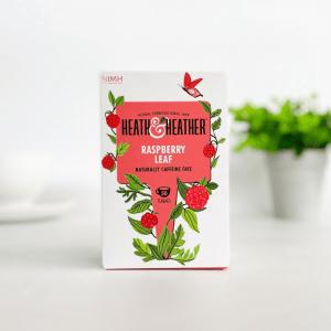Heath and Heather Raspberry Leaf Tea