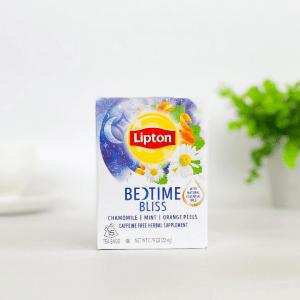 Lipton Bedtime Bliss Tea